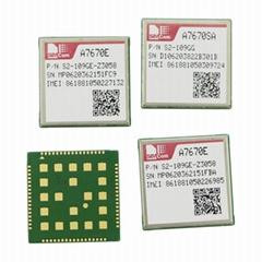 A7670SA A7670E A7670C SIMCOM 4G LTE模塊