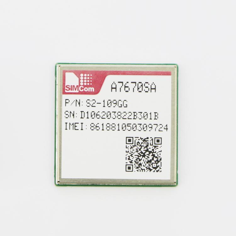 A7670SA A7670E A7670C SIMCOM 4G LTE模塊 2