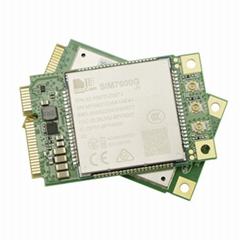 SIMCOM SIM7600G-H LTE 4G模块,Mini PCIe封装