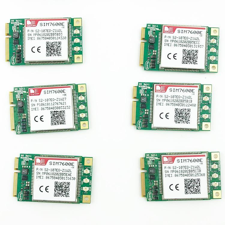 SIMCOM SIM7600E-H 4G LTE 模塊 3
