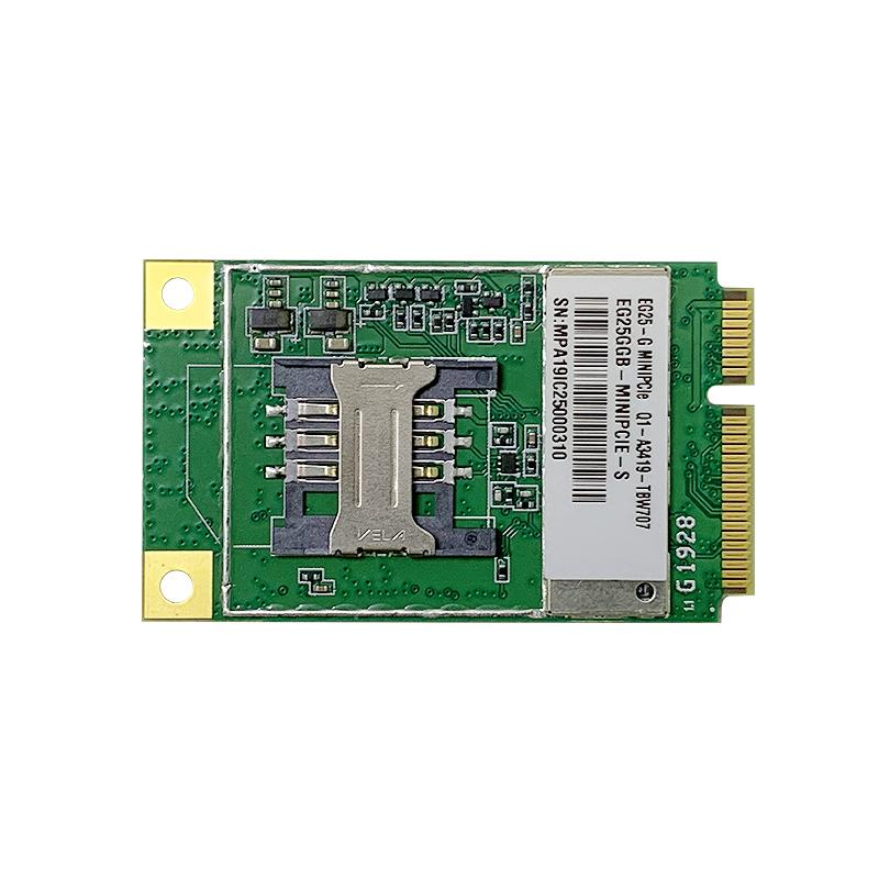 移遠/Quectel EG25-G 4G LTE 模塊Mini PCIe封裝 3