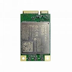 移远/Quectel EG25-G 4G LTE 模块Mini PCIe封装
