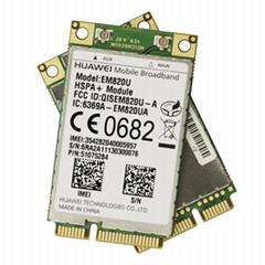 HUAWEI EM820U 3G Module, EM820 EM820W WCDMA HSPA+ Module Sup