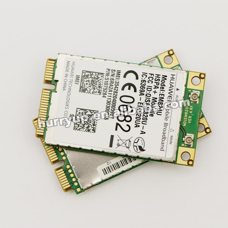 HUAWEI EM820U 3G Module, EM820 EM820W WCDMA HSPA+ Module Sup 6