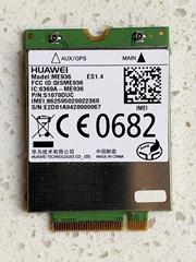 华为ME936 4G模块,M2封装支持2G 3G 4G