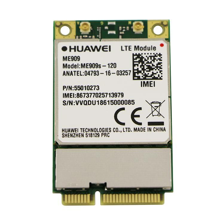 華為ME909s-120 4G模塊,ME909s-120 LTE模塊 Mini PCIe封裝