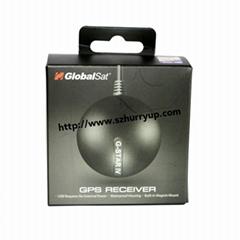 Globalsat GPS接收器BR-355S4带PS2接口