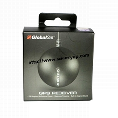 Globalsat GPS Receiver BR-355S4 with PS2 Connector