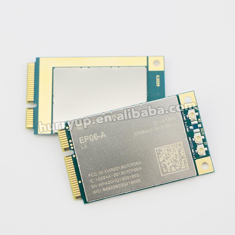 Quectel 4G LTE Module EP06-E EP06-A Mini PCIe LTE-A Module EP06 EP06E EP06A