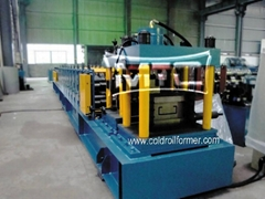 C Steel Purlin Roll Forming Machine from Shanghai MTC