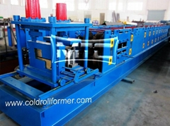 Z Steel Purlin Roll Forming Machine Shanghai China
