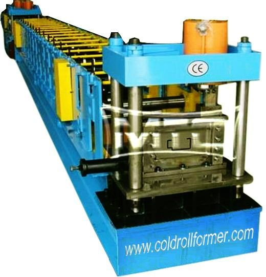 Steel Windows Door Frame Roll Forming Machine Shanghai China 2