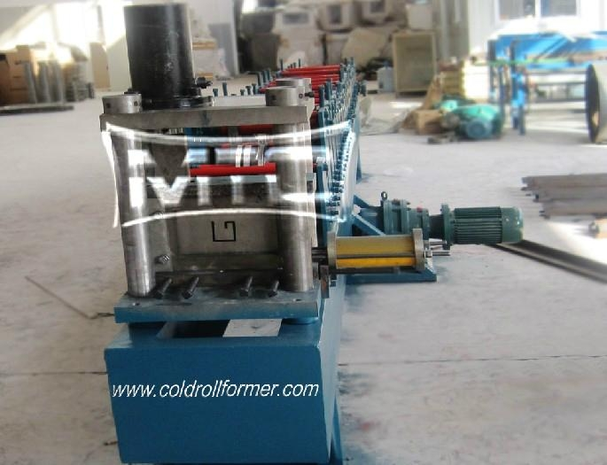 Steel Windows Door Frame Roll Forming Machine Shanghai China 3