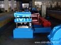 w beam roll forming machine