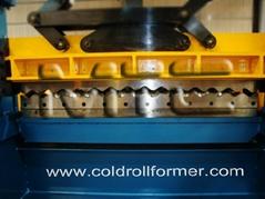 Corrugated Sheet Roll Forming Machine Shanghai China