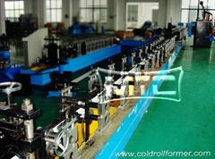 PU Rolling Shutter Door Forming Machine