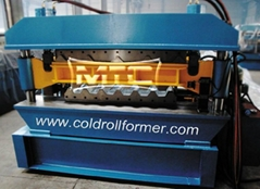 Double Deck Roll Forming Machine Shanghai China