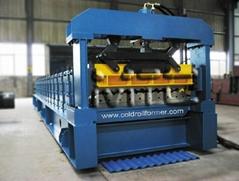 Corrugated Roll Forming Machine Mxm1303
