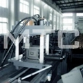 Cross-moving Strut Profile Roll Forming