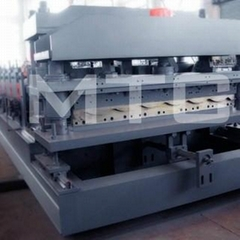 Russian Type Step Glazed Tile Roll Forming Machine