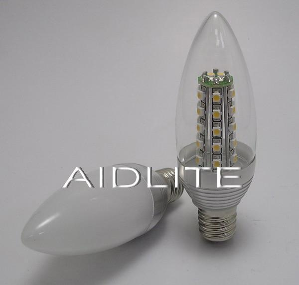 Candle LED Light Bulb For Chandeliers Light 2