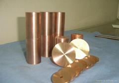 鉻鋯銅板材圓棒銷售