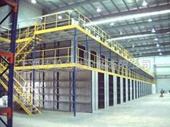 Middle Duty Racking(plating zinc)