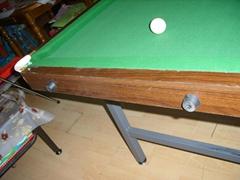 家庭式折疊台球桌