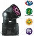 LED RGB Washer lights form china factory