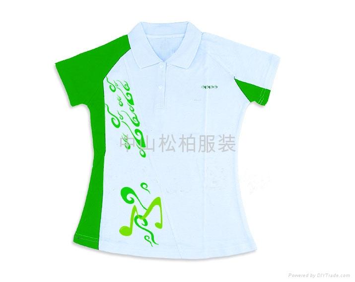 廣告衫 4