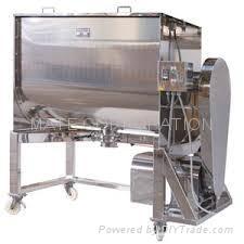 Helical Ribon  Mixer