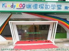 南寧電動玻璃門