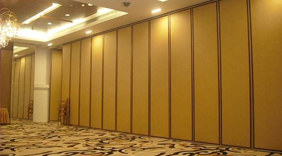 酒店宴会厅移动间隔