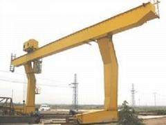 供應5-125噸龍門式行車