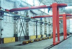 供应5-125吨龙门式行车 3