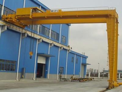 供应5-125吨龙门式行车 5
