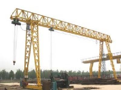 供应5-125吨龙门式行车 4