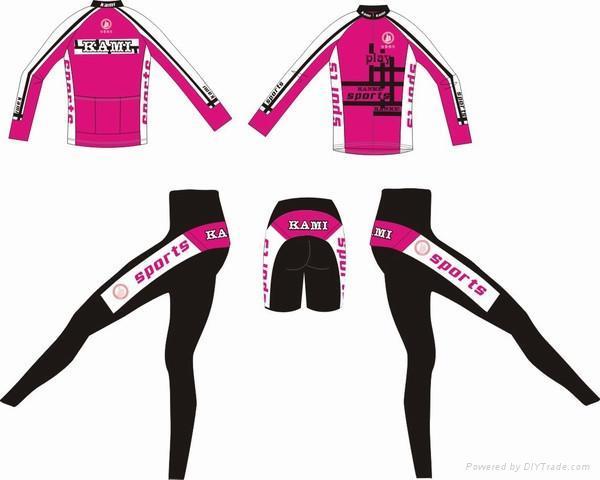 Cycling Wear 1