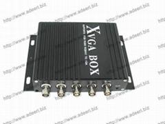 supply automatic  12-40k RGB to VGA converter