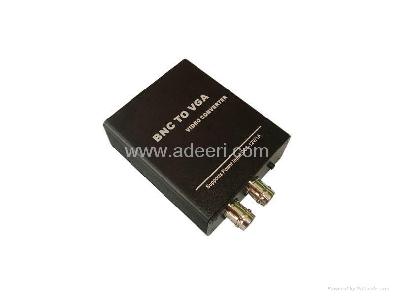 BNC转VGA监控转换器 2