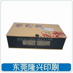 東莞紙盒印刷廠訂製茶盒