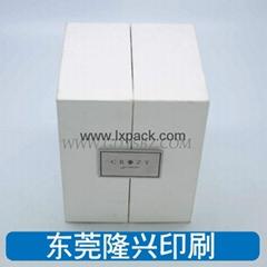 高檔首飾盒包裝印刷