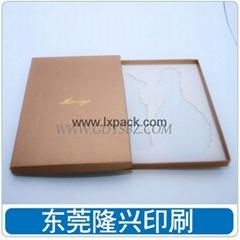 U盤盒彩色透明盒子