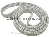 PU同步帶 同步皮帶輪 工業皮帶 環形帶 1