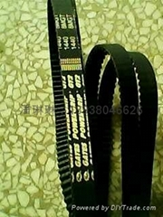 8YU同步带轮 轮棒 进口同步带 PU同步带