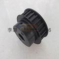 深圳各種同步帶輪 鋁合金同步輪 鋁質軸承 4