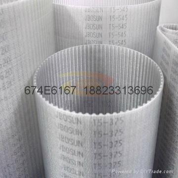 深圳捷保順 同步帶 平皮帶,工業皮帶 4