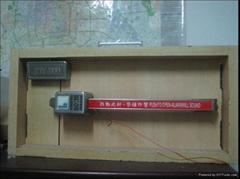 防火门推杆锁消防通道逃生报警锁