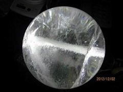 Natural clear crystal sphere clear crystal balls