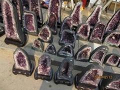巴西天然紫晶洞